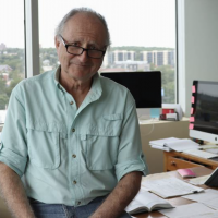 Image of immigration lawyer Lee Cohen, shown at his office in 2019, believes the province will enjoy the immigration numbers that it did last year, if not exceed them in 2020. - The Chronicle Herald / File